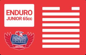 Enduro Junior 65cc